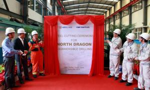 CHinese CIMC-Raffles-Cuts-North-Dragon-Steel-China