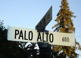 China Palo Alto Signage
