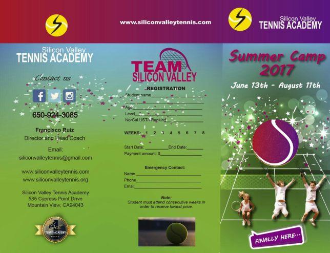 Summer 2017 brochure