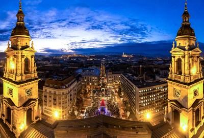 Sili Tours Adventná Budapešť Bazilika sv. Štefana (2)