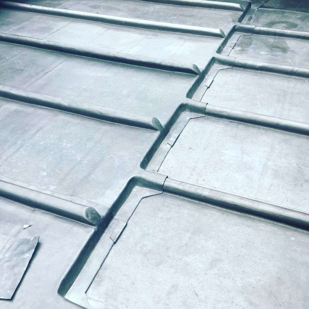 lead roofing Bexley