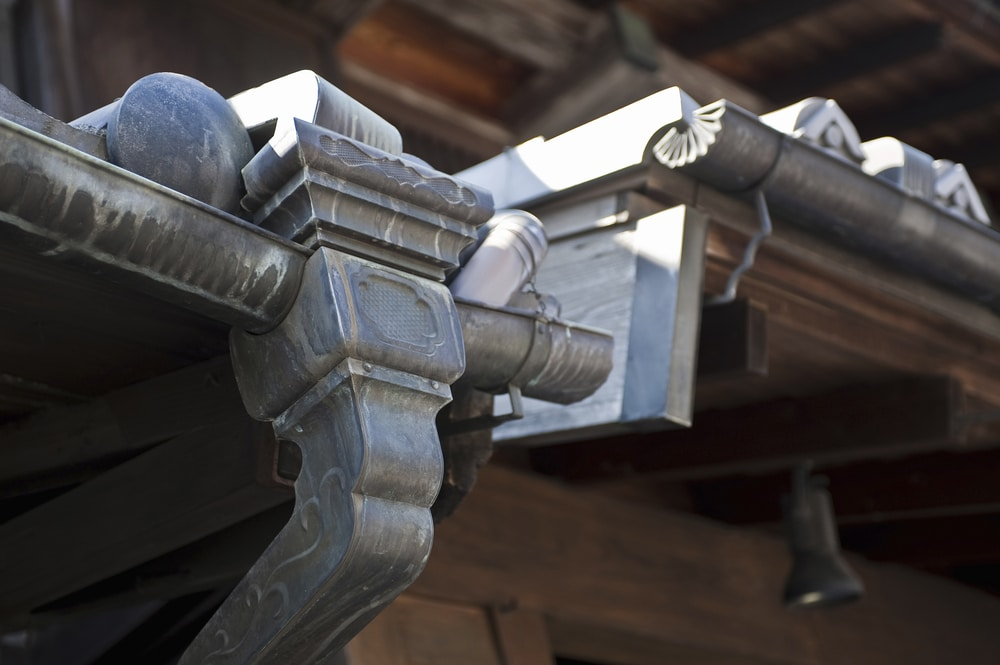 box gutters vs round gutters