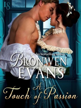 Review: A Touch of Passion – Bowen Evans