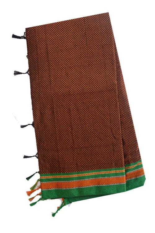 Guledgudda Cotton Khana With Ilkal Pallu Saree