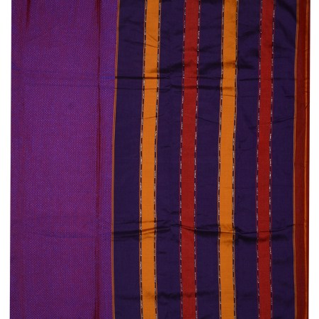 Guledgudda Cotton Khana With Patti Pallu Saree