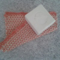 Happy Washcloth - free knitting pattern