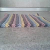 Kikiriki potholder - new knitting pattern