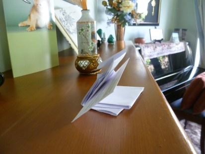 Random paperwork