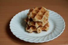 Sugarfree waffles