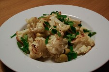 Cauliflower - Couscous salad