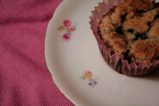 Bosbessenmuffins | Julienne