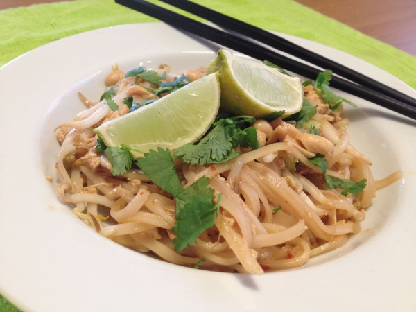 Pad Thai | Julienne