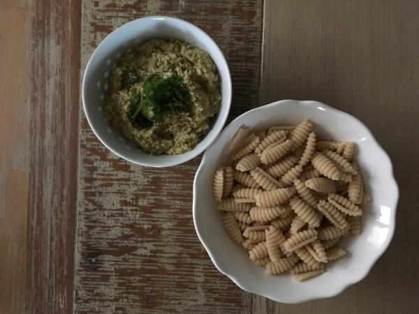 Pasta met olijventapenade | Julienne