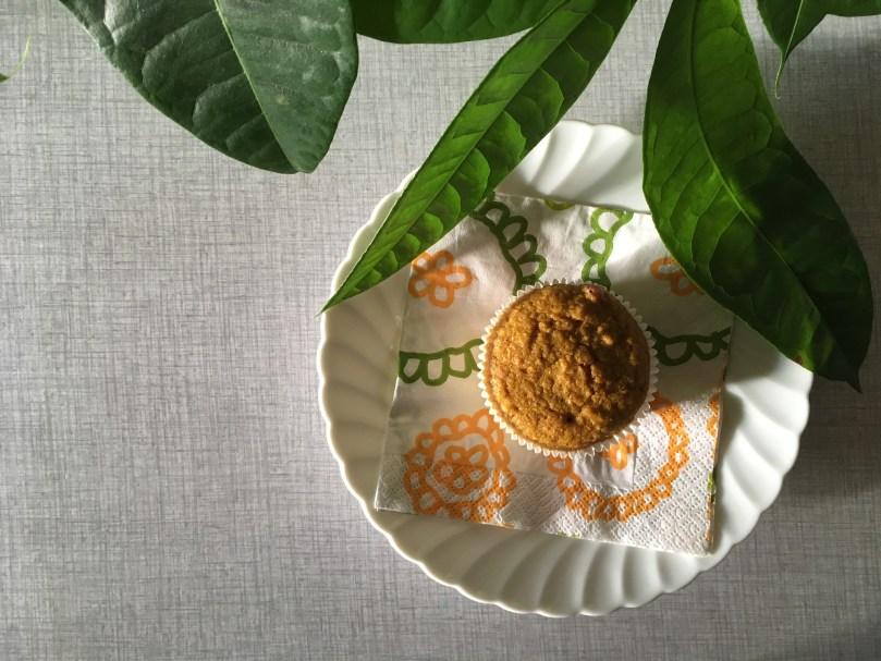 Kurkuma latte muffins | Julienne