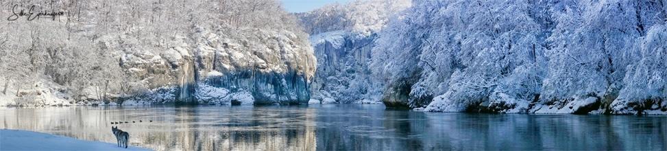 Eiskalter Donaudurchbruch – Februar 2019