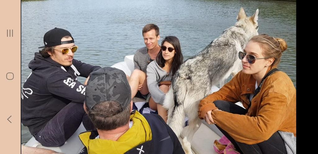 Familienausflug mit unserem Motorboot – Main-Donau-Kanal :)