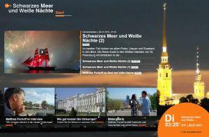 2015 ZDF Schwarzes Meer und weiße Nächte