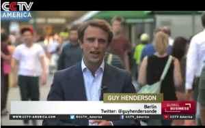 Guy Henderson Berlin CCTV America