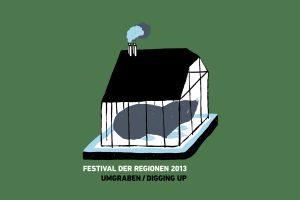 FDR · Festival der Regionen | Umgraben| Illustration ©Silke Müller