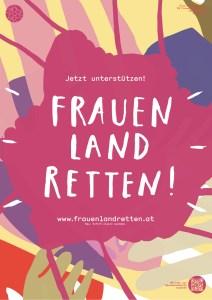Kampagne Frauenlandratten | Illustration: Silke Müller