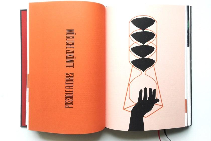 """Lückenhaft & Kryptisch | Incomplete & Ambiguous"", Time's Up, Illustration Silke Müller, Linz"