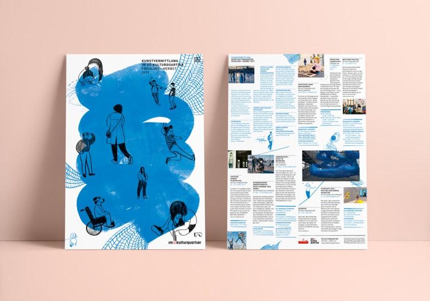 The Rope, Sinnesrausch, Höhenrausch, Kultur, Kunst, Workshops, Führungen, Ausstellungen, Kunstvermittlung, Kulturvermittlung | Illustrationen © Silke Müller