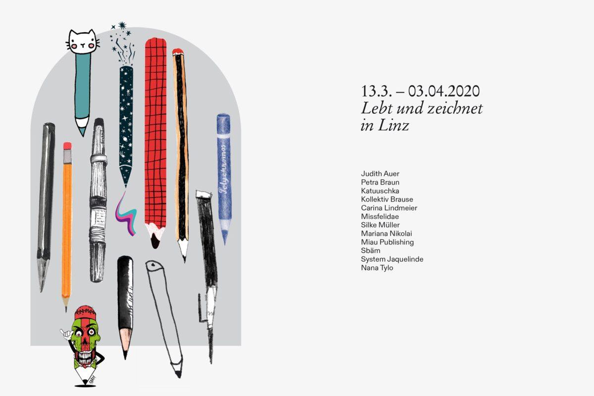 ©für alle einzelnen Stiftillustrationen liegt bei den Illustrator*innen