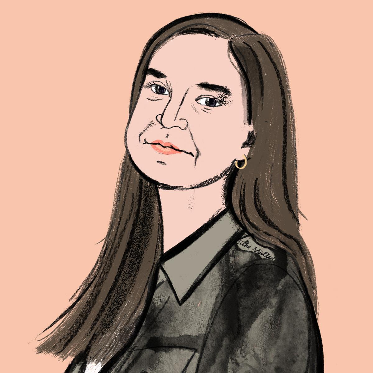 Olga Ivanova | Illustration Silke Müller