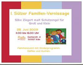 1. Sülzer Familien-Vernissage