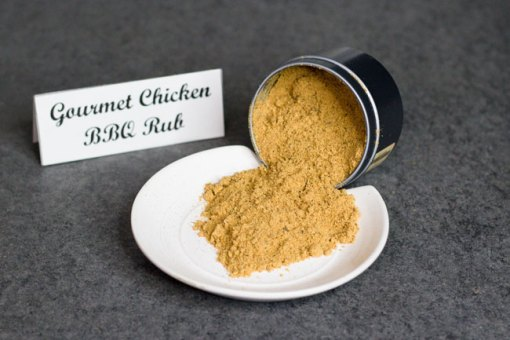 Gourmet Chicken BBQ Rub