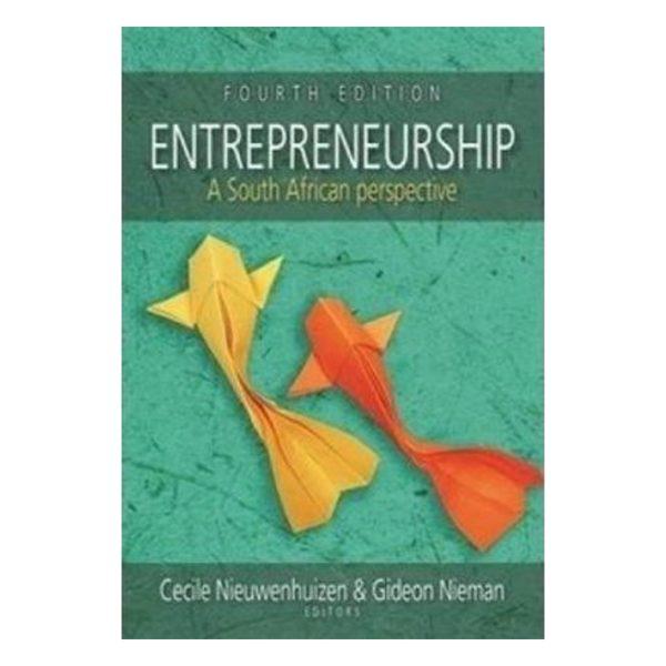 Entrepreneurship Nieuwenhuizen
