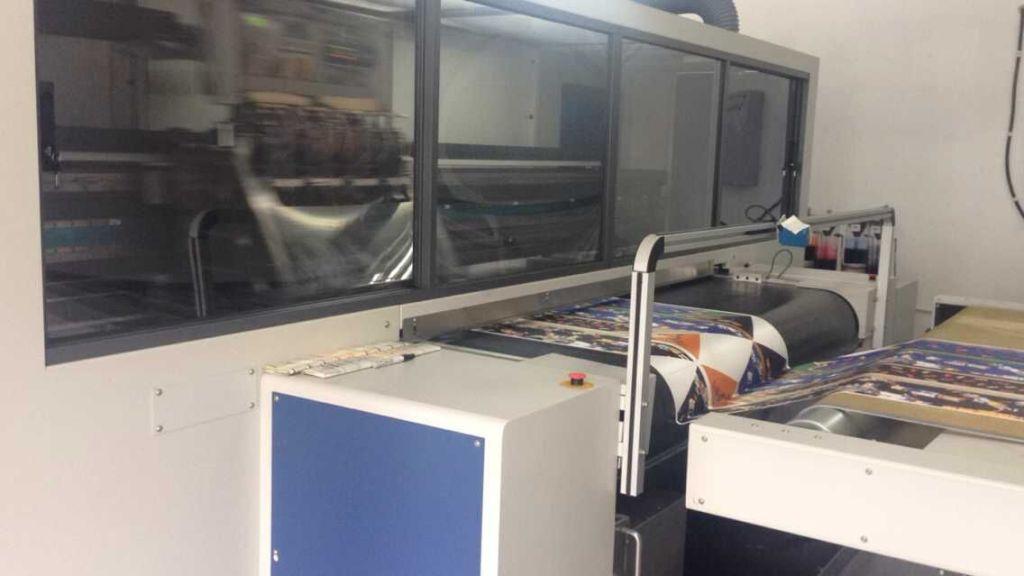 Italian Digital Machine - Digital Silk Scarf 2