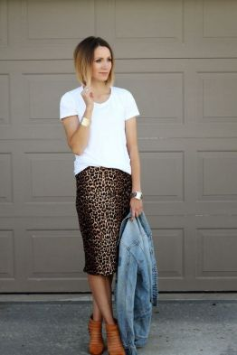 http://www.onelittlemomma.com/2014/10/sunday-style-leopard-pencil-skirt-and.html