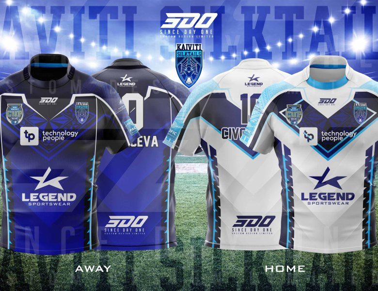 New partner Legend Sportswear debuts Silktails apparel