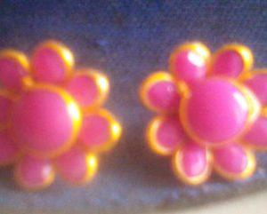 Pachi Studs Pink