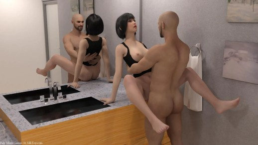 The Engagement Online 3D Porn Game