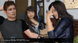 Altered Destiny 3D sex Time Travel_12-min