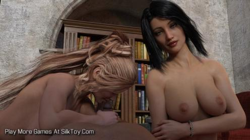 Ataegina The Magic Student Sex game_3-min
