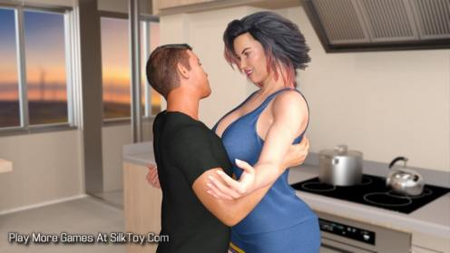 Aunt sex game with aunt_8-min