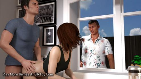 Bad Teacher 3d big ass sex_4-min