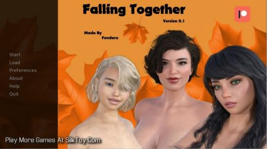 Falling Together 3D Family sex-min