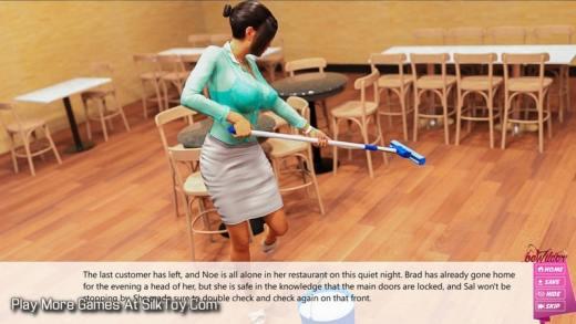 Noe Way Out 3D Restaurant Waitresses Sex_5-min