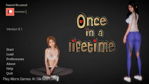 Once in a Lifetime 3D Step Sister porn game_2-min