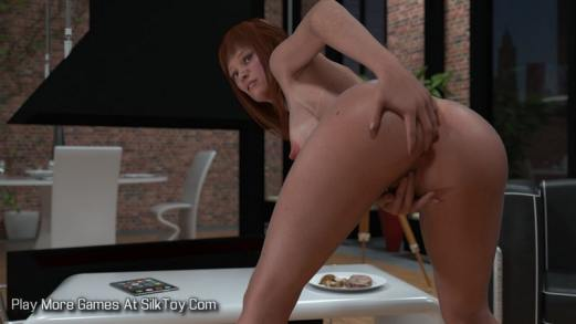 Personal Trainer Hot Milf Sex 3d-min