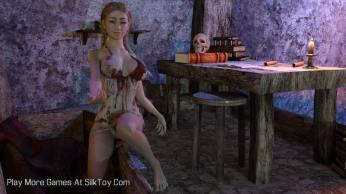 Shag the Hag Zombie Curse 3d sex_4-min