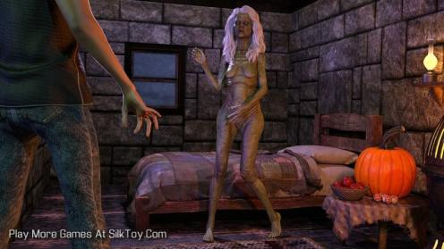 Shag the Hag Zombie Curse 3d sex_7-min