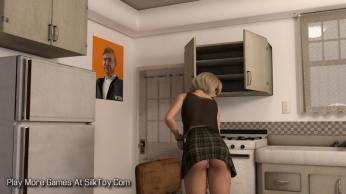 Venus Attracts lesbian sex life 3d_4-min
