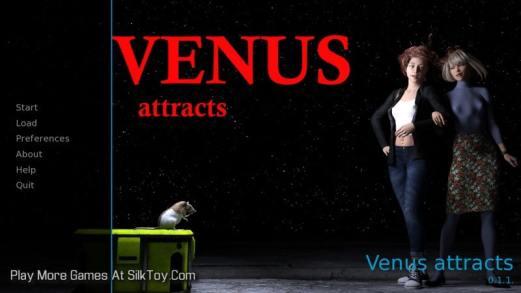 Venus Attracts lesbian sex life 3d_6-min