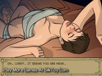 Witch Hunter Trainer hentai sex game_4-min