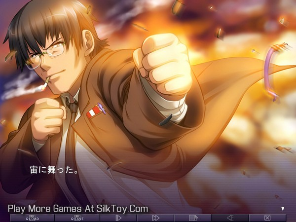 Ayakashibito anime sexy warrior slut game